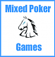 friendly low-limit mixed cash game<br />  the mix: NL games, PL games, FL flop games, FL draw games, FL stud games<br />  each player gets to choose 1 out of 2 games<br />  buy-in: 400...